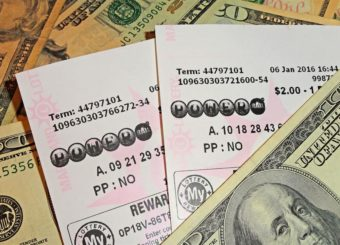 Lottery jackpot winners who won more than once